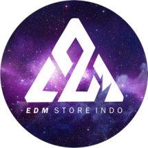 Logo Edm Store Indo