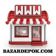 Bazar Depok Logo