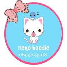 Logo Neko Hoodie