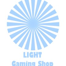 Light Gaming Shop Logo