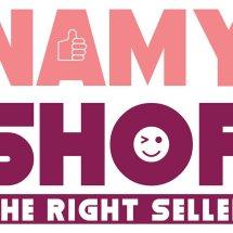 Logo Namy Shop