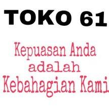 Logo Toko 61