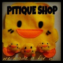 Logo pitiqueshop