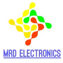 Logo MRD ELECTRONICS