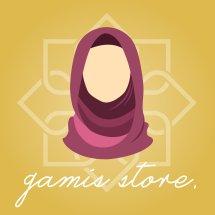 Logo Gamis-Store