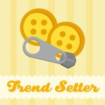Logo trend setter