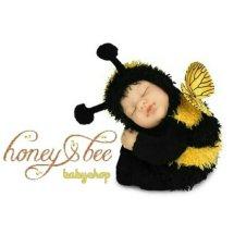 Honey Bee Babyshop Logo