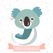 Logo Ovila Koala