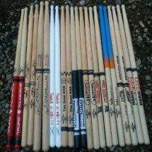 Logo stick panakol drum