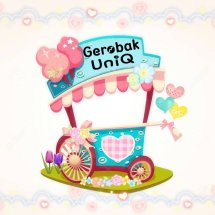 Gerobak Uniq Logo