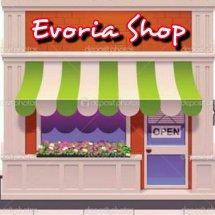 Logo Evoria Shop