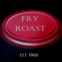 FRY AND ROAST Logo