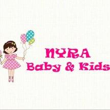 Logo Nyra Baby Store