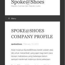 Spoke@Shoes Logo