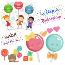 Logo Lollipop BabyShop