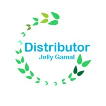 DISTRIBUTOR JELLY GAMAT Logo