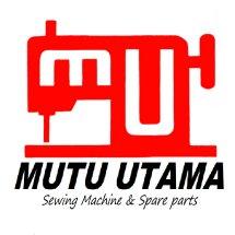 Mutu Utama Mesin Jahit Logo