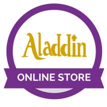 Logo Alladin Shop