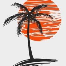 Logo Palm Tree