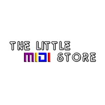 The Little MIDI Store Logo