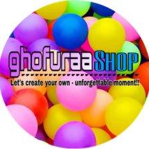 ghofuraa shop Logo
