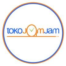Logo Toko Jam Jam
