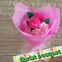 florist bouquet Logo