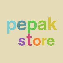 Pepak Store Logo
