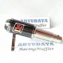 ABYUDAYA Racing muffler Logo