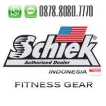 Logo Schiek Fitness Gear