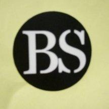 Logo Blue Shop (BS)