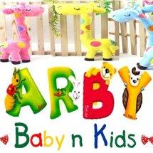 Logo ARBY Baby n Kids