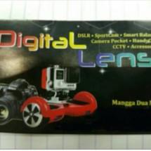 Logo Toko digital lens