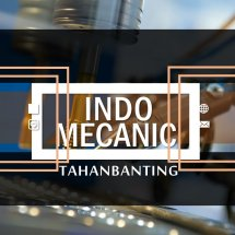 INDO MECHANIC Logo
