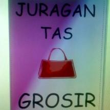 Logo Juragan Tas Grosir