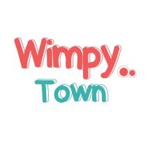 Logo Wimpy Town