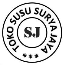 Logo Toko Susu Surya Jaya