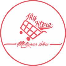 Logo Meliyana Store