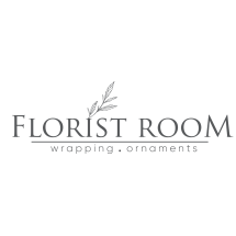 Logo Florist Room