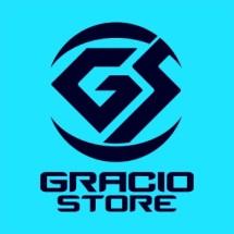 kaos polos gracio store Logo