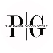 Logo The Paper Goods Store