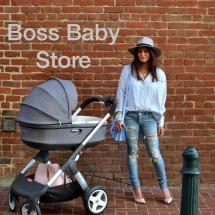 Boss Baby Store Logo