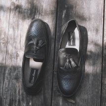 Leather Shoes ID Logo