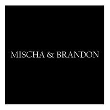 Logo Mischa & Brandon
