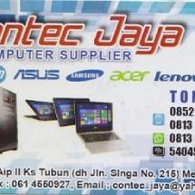 contec jaya Logo