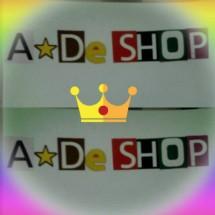 Logo A*De SHOP