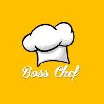 Logo Boss Chef