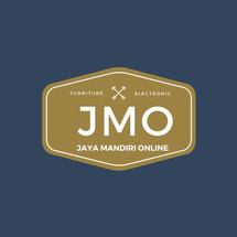 JMO_JAYA MANDIRI ONLINE Logo