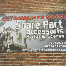 ramajaya motor sda Logo
