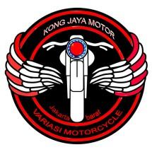 KONG JAYA MOTOR Logo